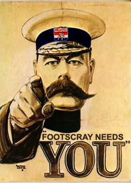 Footscray Needs You